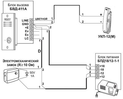 763005a20315e630e8a0d6cf21c6df90 vizit doorphones & video doorphones access control systems Basic Electrical Wiring Diagrams at edmiracle.co